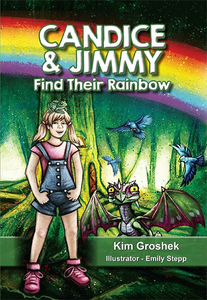 candice jimmy childrens book cover emily stepp