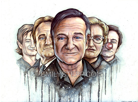Robin Williams Tribute Emily Stepp